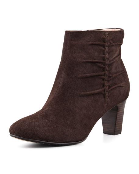 Dinah Nubuck Ankle Boot