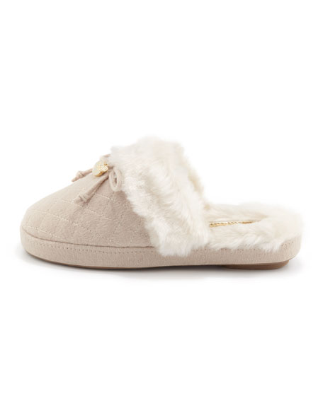 Carter Luxe Slipper