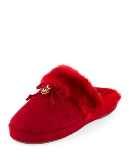 MICHAEL Michael Kors  Carter Luxe Slipper