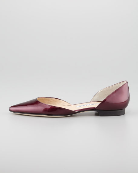 Soussa Patent d'Orsay Flat, Wine