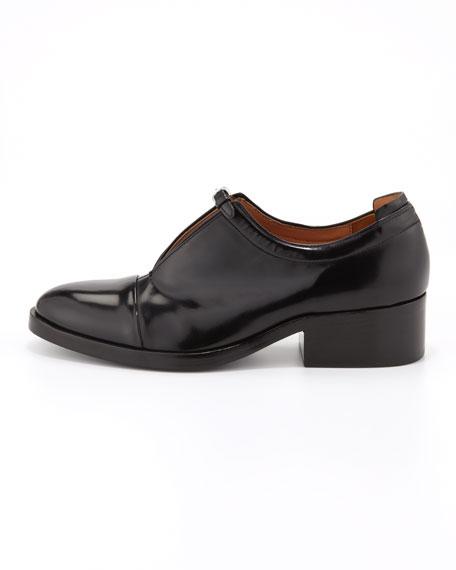 Bombay Glossy Cutout Loafer