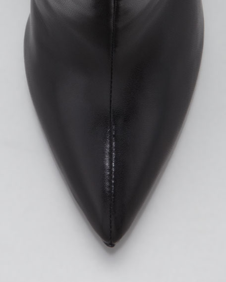 Cosma Pointed Stretch Bootie