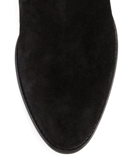 Lucky Penny Suede Bootie, Black