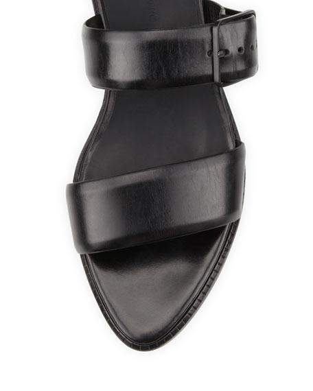 Kira Strappy Flat Sandal