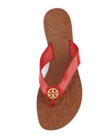 8f3d79c71187db Tory Burch Thora 2 Patent Thong Sandal