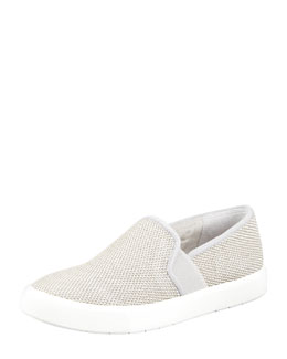 Vince Blair 8 Tech Fabric Slip-On Sneaker