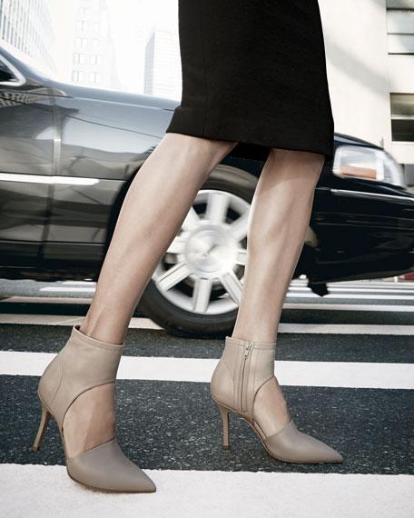Christina Ankle Wrap Pump