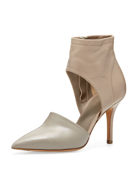 Christina Ankle Wrap Pump