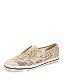 kate spade new york Keds fisher mesh sneaker, natural
