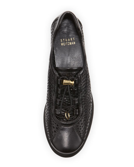 Onyourmark Perforated Wedge Sneaker