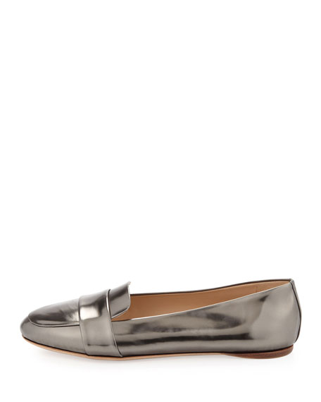 Metallic Specchio Loafer