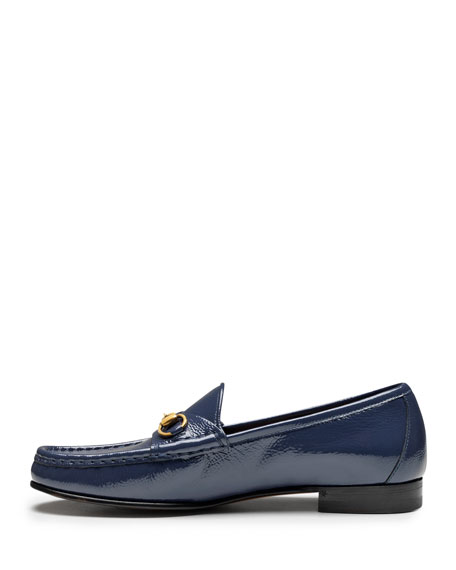 60th Anniversary Patent Loafer, Blue