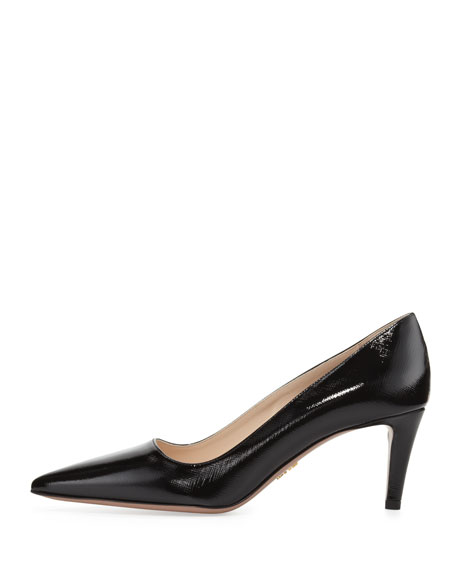 Discount Fake Leather pumps Prada 2018 Sale Online Cheap Sale For Nice Affordable Online Get To Buy JqWJ8uz