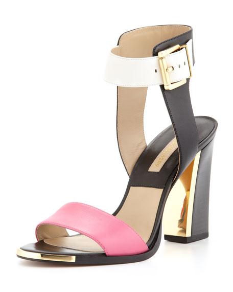 Carson Colorblock Sandal