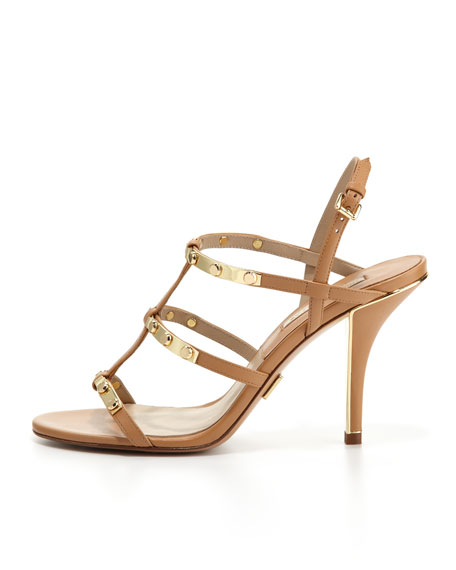 Diem Studded Strappy Sandal