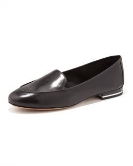 Michael Kors Jeslyn Leather Loafer