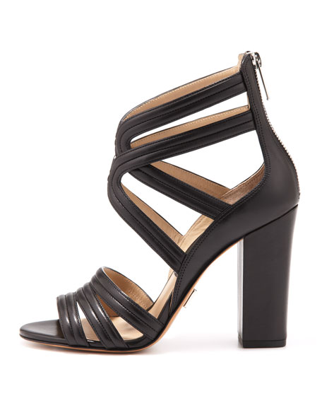 Preston Strappy Leather Sandal