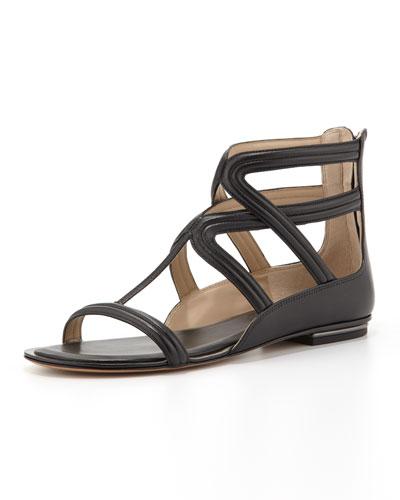 Michael Kors  Hunter Gladiator Sandal