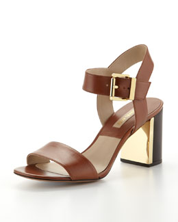 Michael Kors Lorah City Sandal