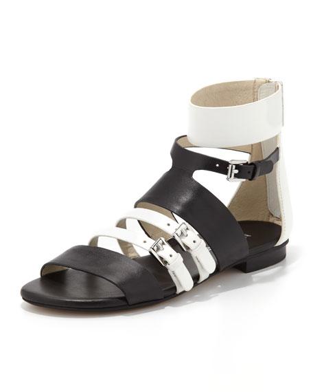 Winston Flat Strappy Sandals