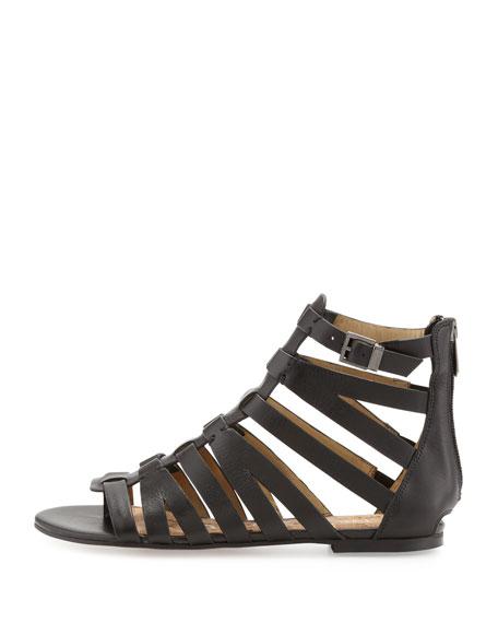 Beck Leather Gladiator Sandal