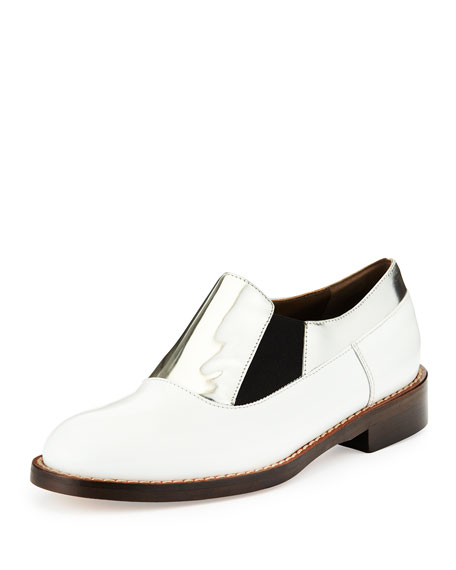 Patent Leather Slip-On