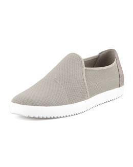 Eileen Fisher Mime Mesh Slip-On Loafer, Quartz