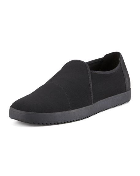 Mime Mesh Slip-On Loafer, Black
