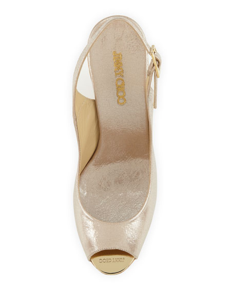PROVA PT SLING BACK WEDGE