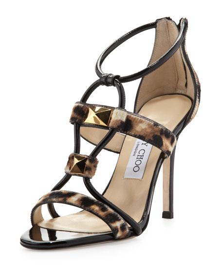 Venus Studded Combo Sandal