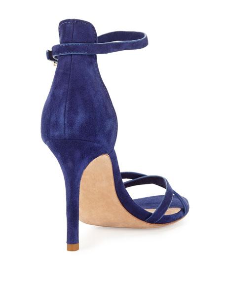 Jade d'Orsay Ankle-Strap Sandal