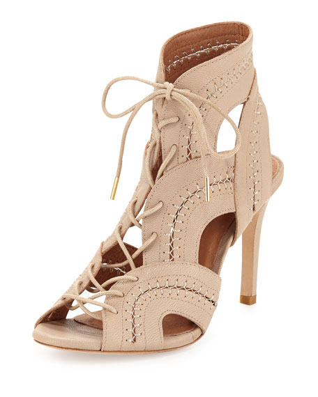 Remy Lace-Up Sandal