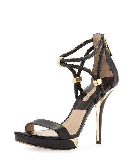 Fariha Braid-Strap Sandal