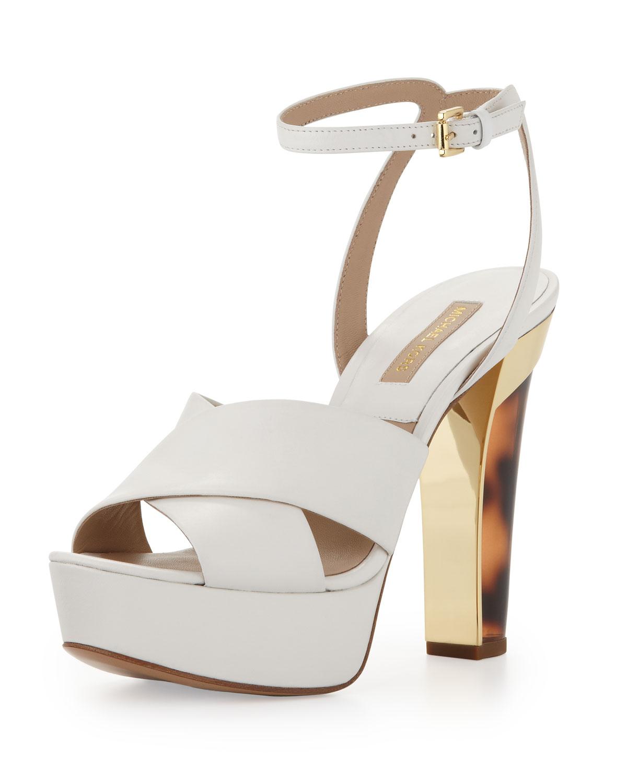 Michael Kors Shayden Platform Sandal