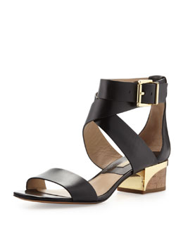 Michael Kors  Tulia Low City Sandal