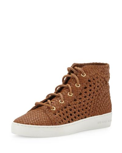 Michael Kors  Verna Woven Sneaker