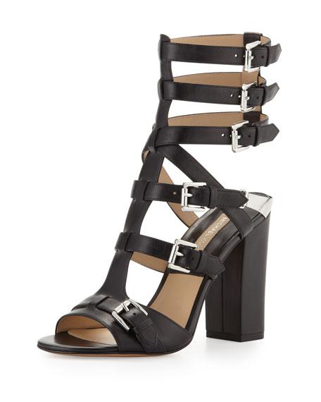 Paisley Gladiator Sandal