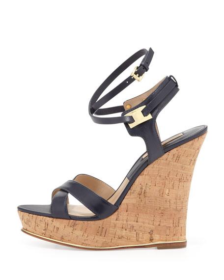 Shana Wedge Sandal