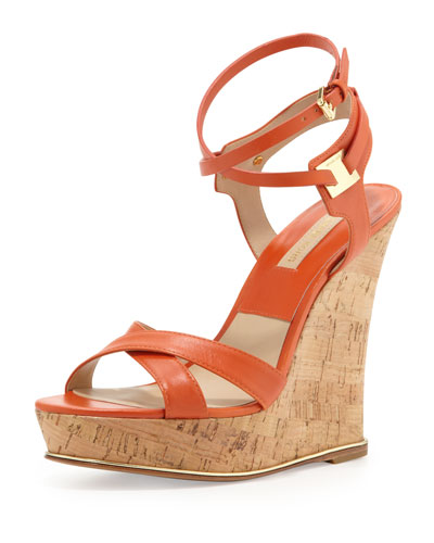 Michael Kors  Shana Wedge Sandal