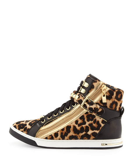 Glam Studded High Top