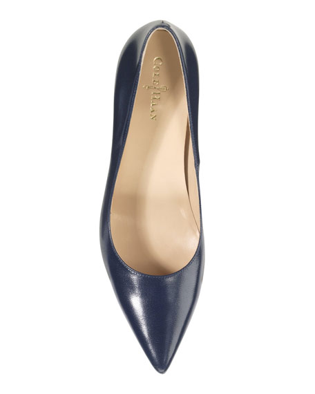 Air Juliana Patent Pump, Blazer Blue