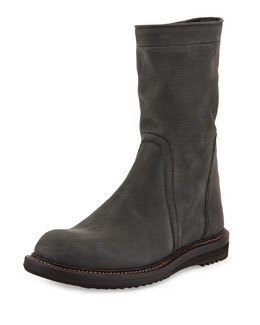 Rick Owens Mid-Calf Creeper Boot, Passport