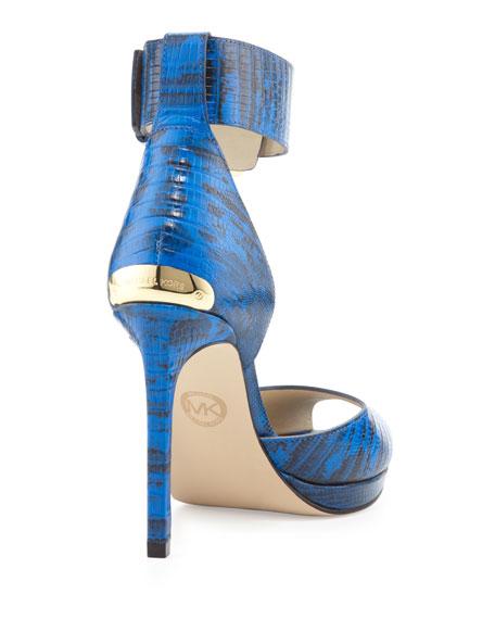 Calder Ankle-Strap Pump