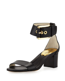 MICHAEL Michael Kors Calder Open-Toe City Sandal