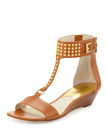 Celena Studded Wedge