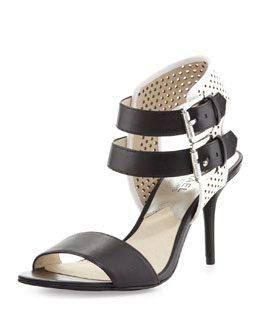 MICHAEL Michael Kors  Dakota Open-Toe Sandal