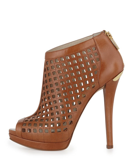 Graham Cutout Bootie