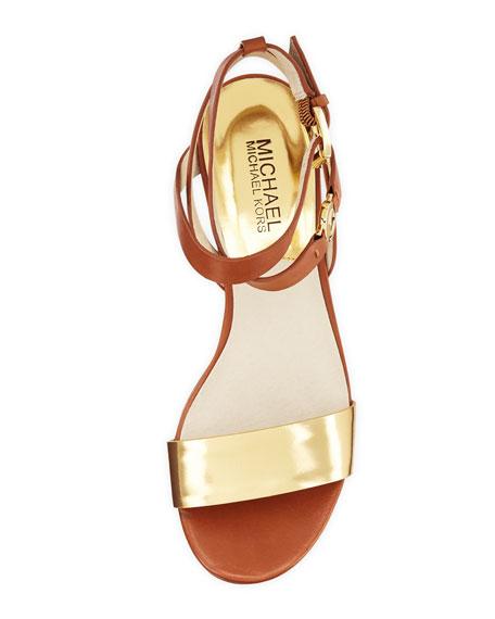 Jalita Charm Platform Sandal
