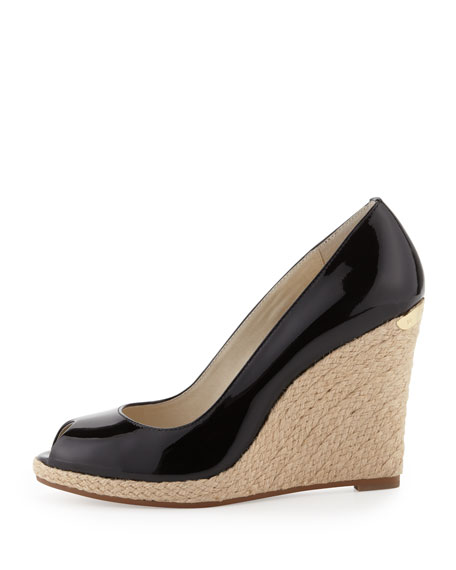 Michael Kors Keegan wedges ZEjHNr