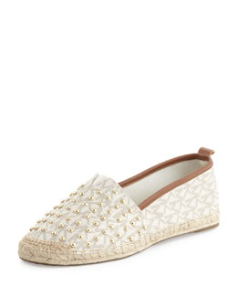 MICHAEL Michael Kors  Meg Studded Slip-On